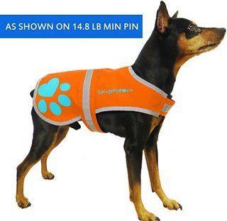 SafetyPUP XD Reflective Dog Vest